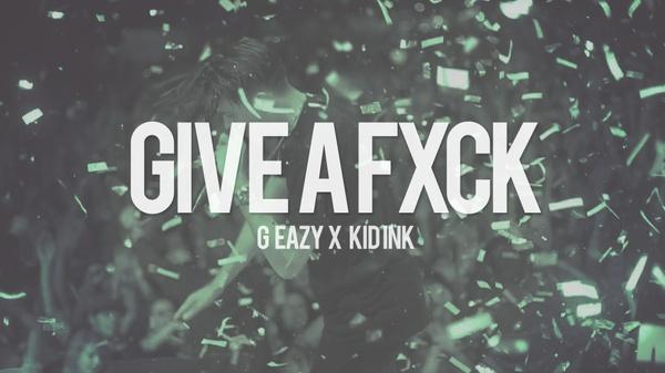 """Give a Fxck"" Instrumental"