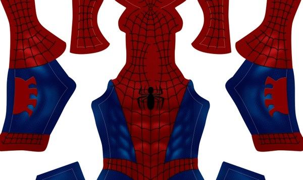 Disney XD Ultimate Spider-Man V1 pattern