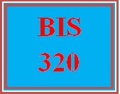 BIS 320 Week 4 Project Data Security Plan