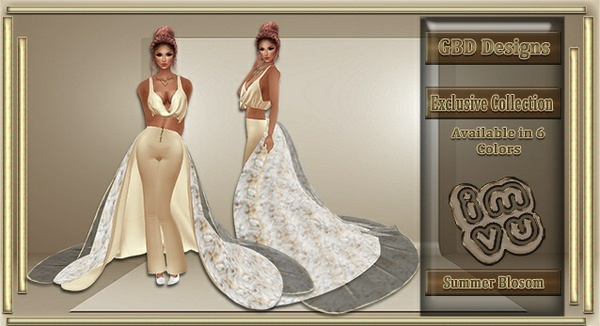 Summer Blossom Collection CATALOG ONLY
