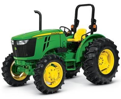 John Deere 5050E, 5055E, 5065E and 5075E Tractors Technical Manual (TM900319)