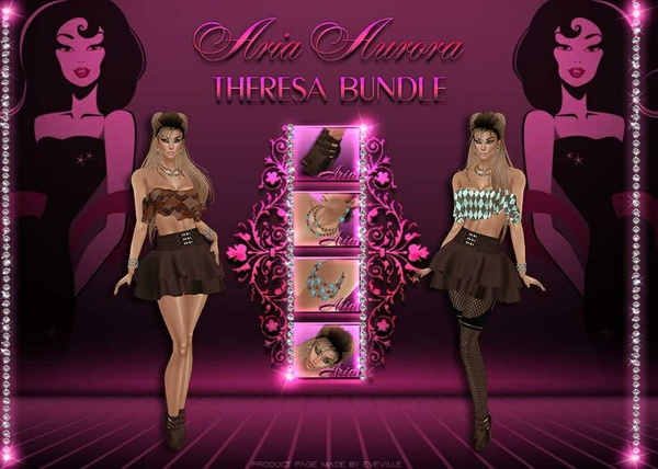 Theresa Bundle ,No Resell !!