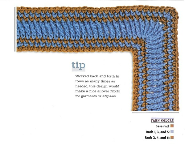 Crochet Edging#321