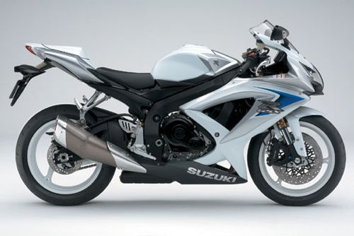 2008 Suzuki GSX-R600 Service Repair Manual Download