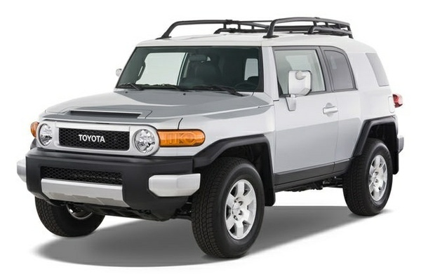 Toyota FJ Cruiser 2007 Repair Manual