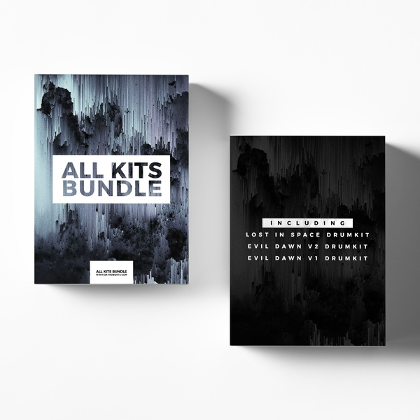 All Kits Bundle by SkyroBeats