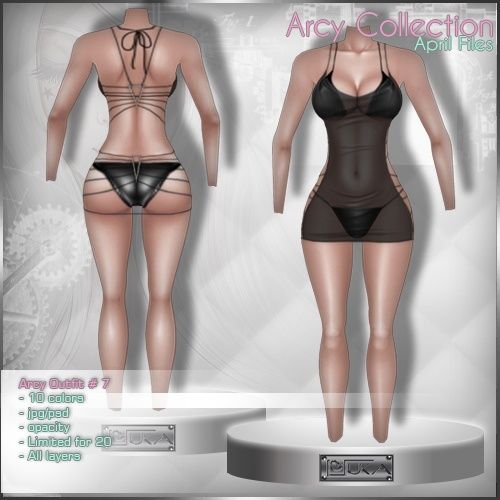 2015 Arcy Outfit # 7