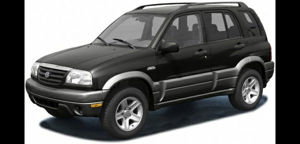 Suzuki Vitara - Grand Vitara 1999 to 2004 Factory Service Workshop repair manual