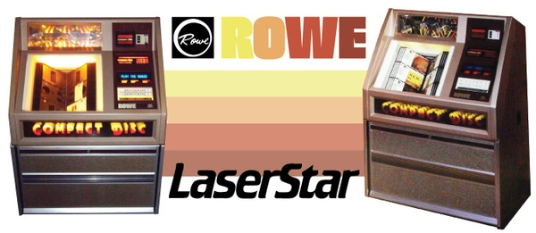 ROWE LaserStar CD-51A  (1995) Service & Parts Manual