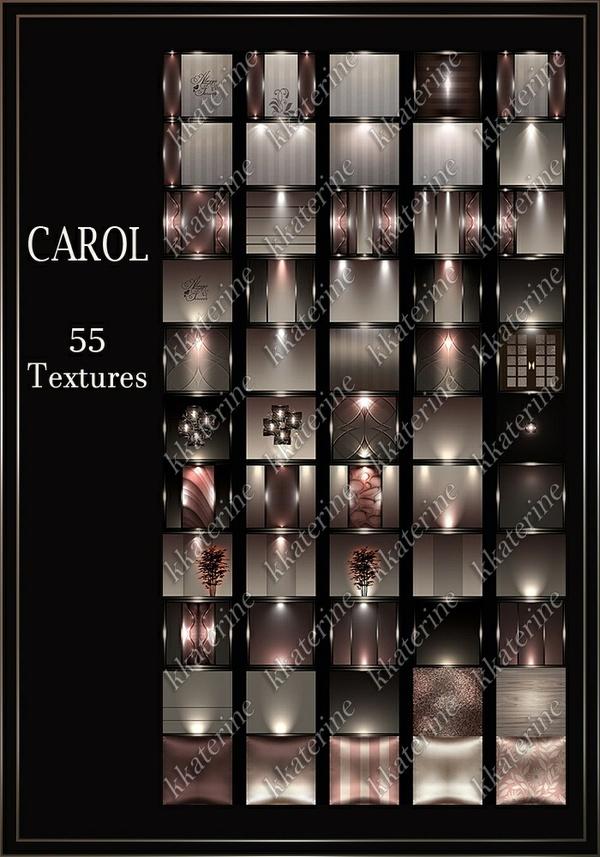 CAROL~55 Textures 256x256