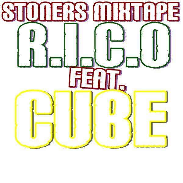CUBE & RICO - NON COMMERCIAL MIXTAPE