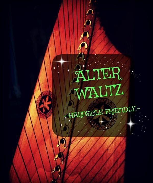 38-ALTER WALTZ PACK - HARPSICLE FRIENDLY