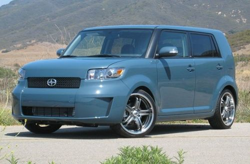 2004 Toyota Scion xB Service Repair Manual Download