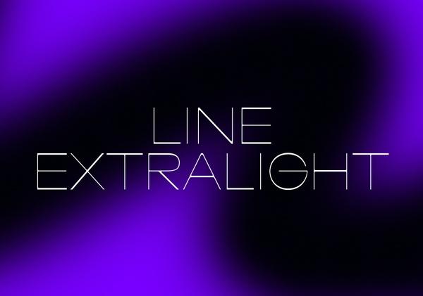 Line ExtraLight