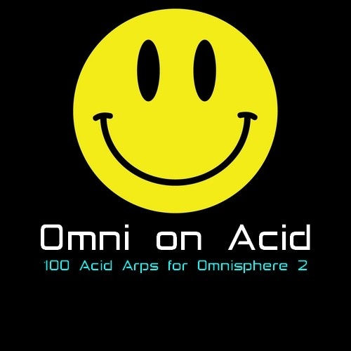 Omni on Acid  - 100 Arps for Acid, Trance, Electro, EDM!