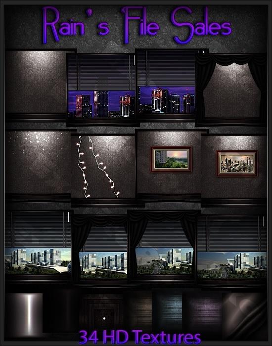 City Views  IMVU ROOM TEXTURES