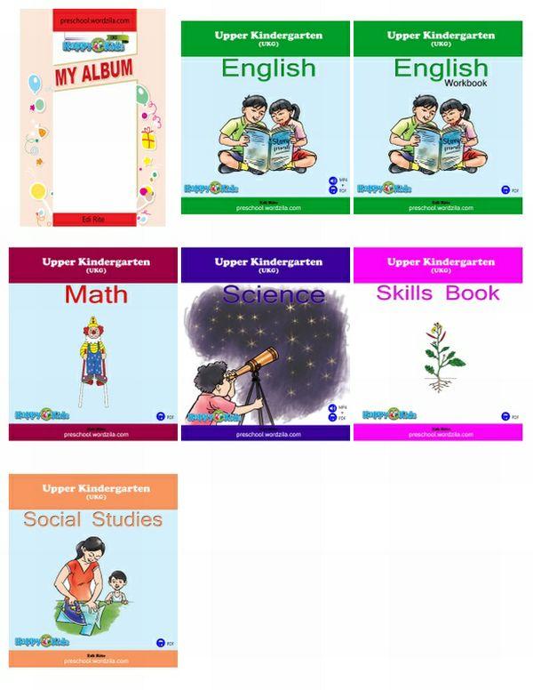 Kindergarten B (UKG) Complete