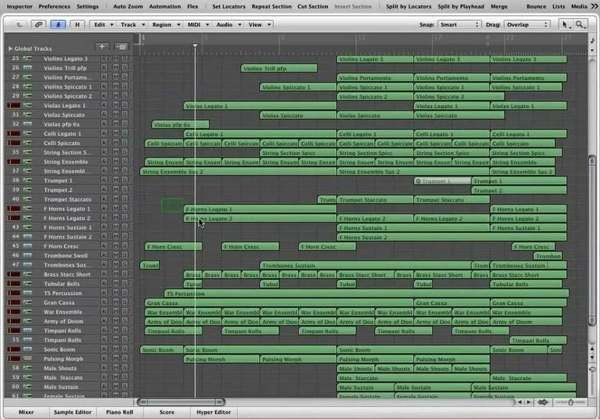 """National Day"" - Logic Pro Project Download LPP (Jon Brooks Composer)"