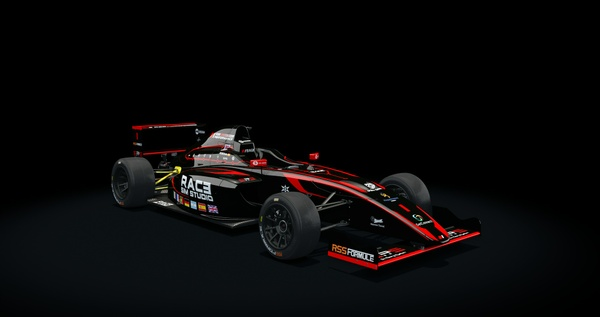 Formula RSS 4 for Assetto Corsa