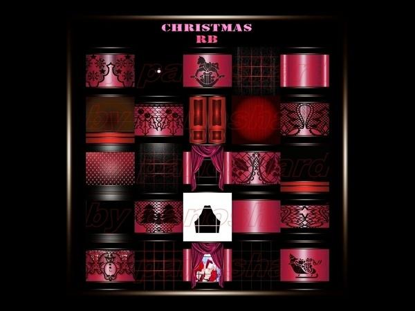 christmas rb 25 textures