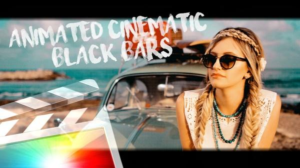 Animated Cinematic Black Bars