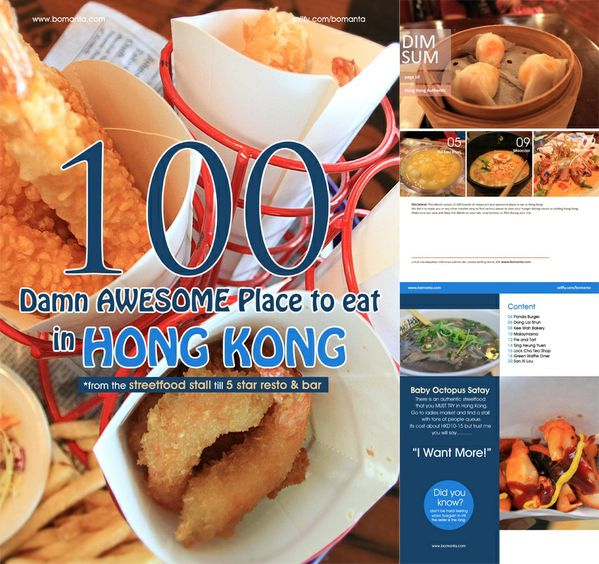 100 Damn AWESOME Place to Eat in Hong Kong