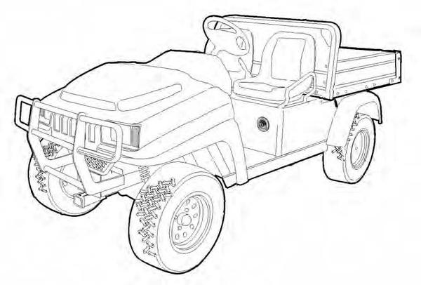 Bobcat 2200 2200S 2300 Utility Vehicle Service Repair Manual Download