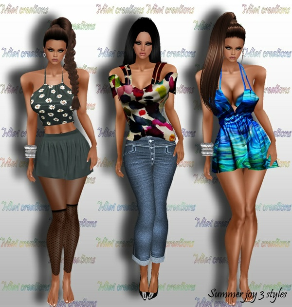 Summer Joy Outfits