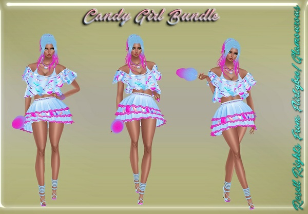 Candy Girl Bundle Resell Rights!!!