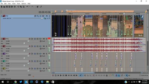 Master Sensei II Project Files