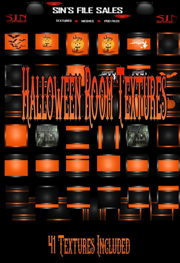 Halloween Texture Pack #3