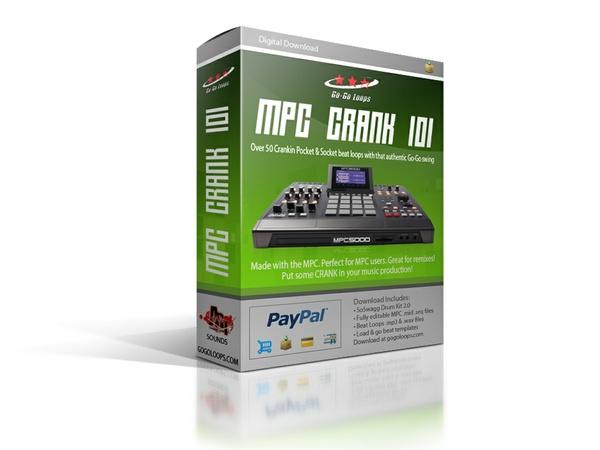 MPC Crank 101 Loop Pack