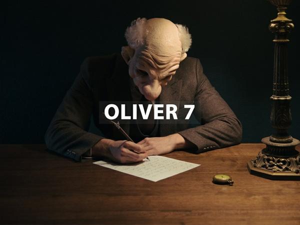 """""""Oliver 7"""" - Lightroom Preset"""