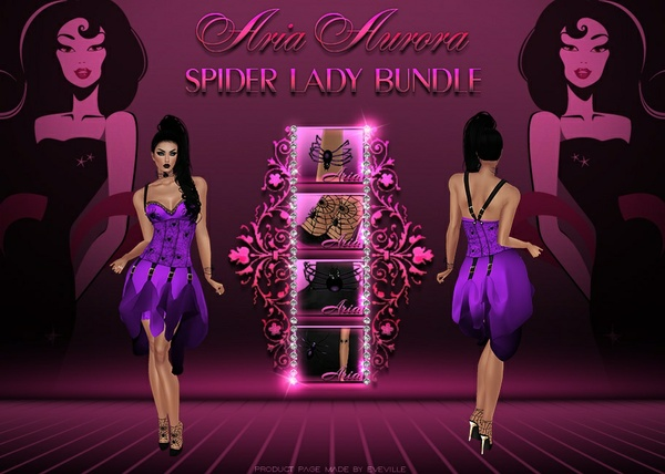 Spider Lady Bundle /Resell Right!!