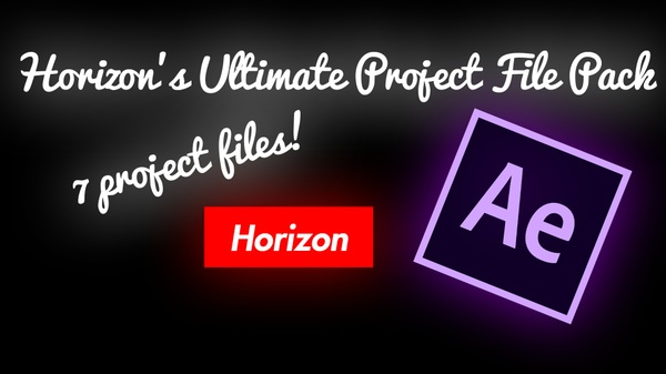 Horizon's Ultimate Project File Pack
