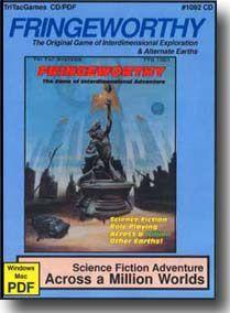 TTG1093 Fringeworthy 1992 Edition