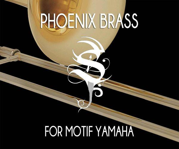 Phoenix Brass for Motif XF
