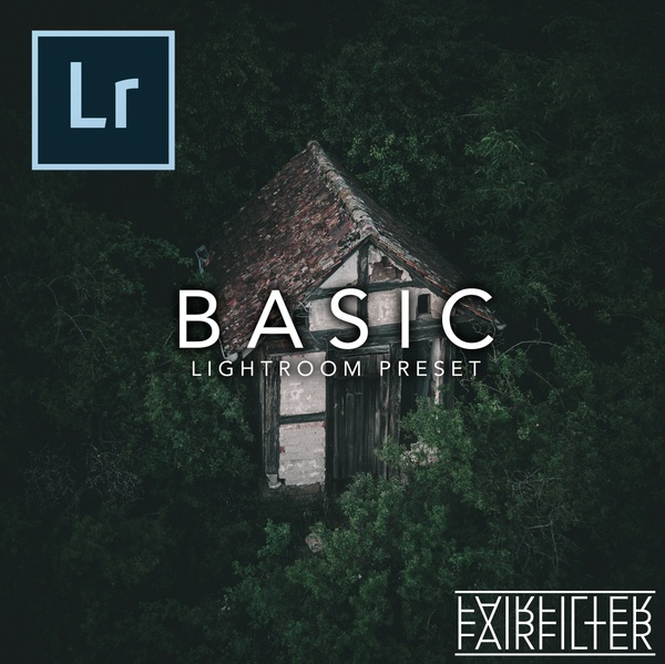 BASIC Lightroom Preset - FREE DOWNLOAD