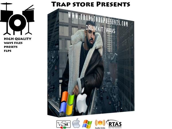 Trap Store Presents - Views Drum Kit