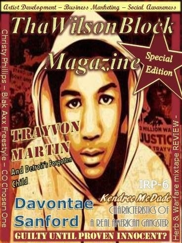 ThaWilsonBlock Magazine SPECIAL EDITION #1