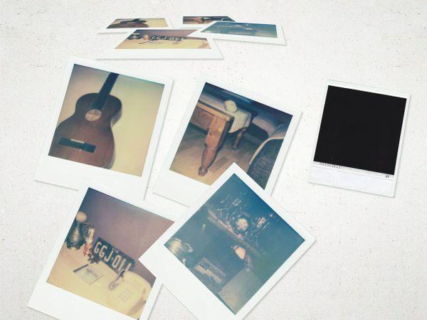 Polaroids - 3D Model
