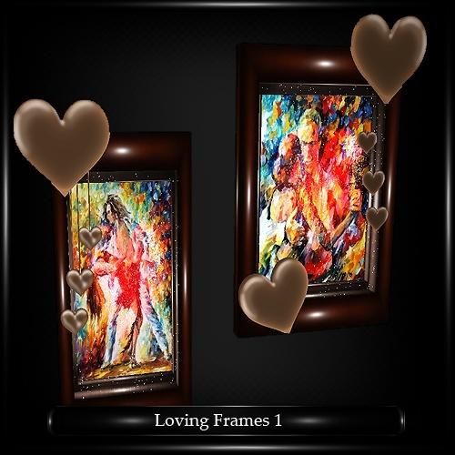 Loving Frames v.1 Mesh