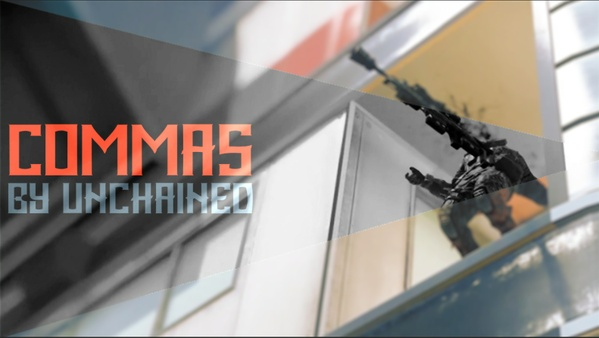 Commas Project File (+ Clips and Cinematics) (CS6 and Above)