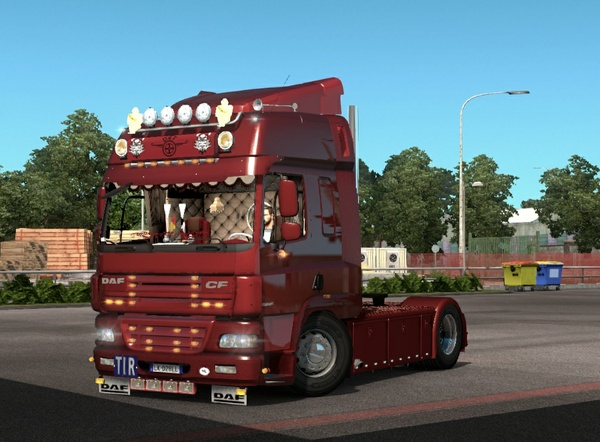 Daf CF Hollland StyleETS2 MODS   20 % Off