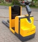 Jungheinrich Pallet Truck ECE 116, EJE KmS 16, EJZ 30-F Workshop Service Manual
