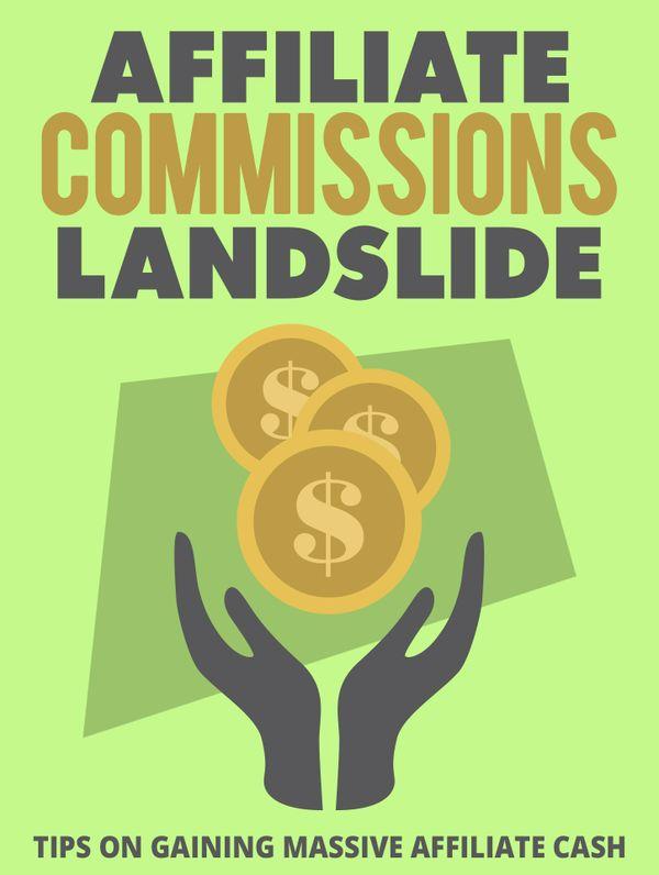 Affiliate Commissions Landslide