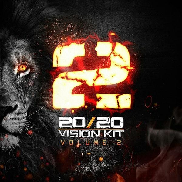 Canary Julz - The 2020 Vision Vol.2 Sound Kit