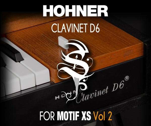 Clavinet D6 for MOTIF XS Vol 2
