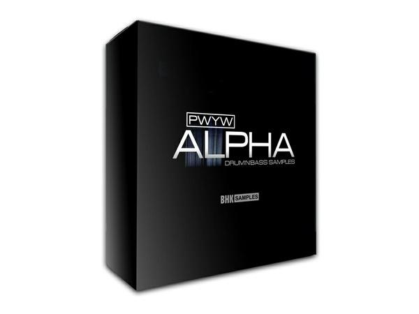 BHK Samples ALPHA Drum'n'Bass Samples