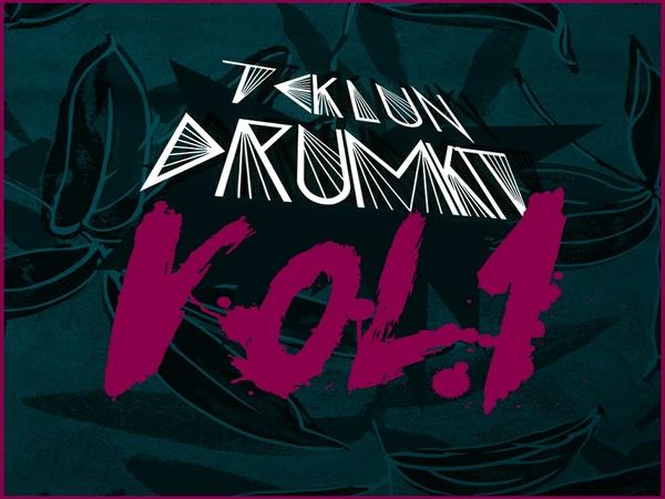 TEK.LUN Drumkit Vol. 1